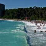 Отели на пляжах курорта Пицунда