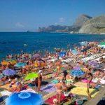 Отели на пляжах Феодосии и Судака
