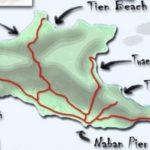 Пляжи на острове Ко Лан