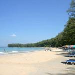 Отели на пляже Наянг