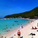 Отели на пляже Tien