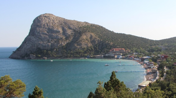 туры в Крым из Тюмени